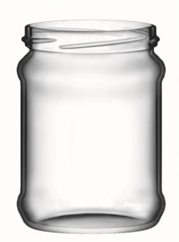 stiklainis 255 ml TO66